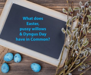Dyngus Day in Michiana versus Poland