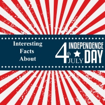 July 4th Tidbits