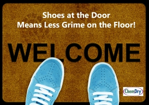 Shoes at the Door